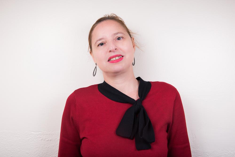 Dana Christina Nedelcu - Commis à l'accueil