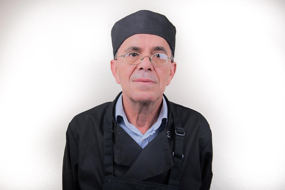 Nouredine Salah - Cuisinier du Café des Gourmandises