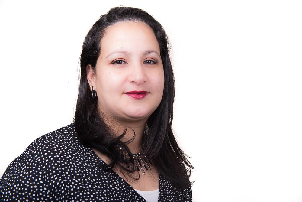 Rosa Sennoun - Éducatrice de la halte-garderie