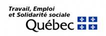 Logo Travail, Emploi et Solidarité sociale