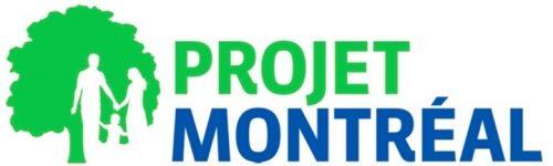 Logo Projet Montréal