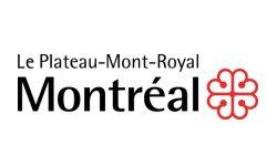 Logo Arrondissement du Plateau Mont-Royal